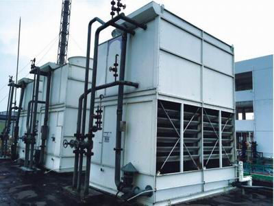 ICE High-efficiency Evaporative Condenser Application case A