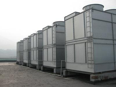 ICE High-efficiency Evaporative Condenser Application case B