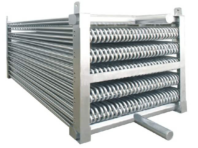 ICE High-efficiency Evaporative Condenser - Component Coil Picture